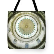 Singapore National Museum's Domed Ceiling Tote Bag