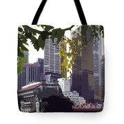 Singapore ... The Lion City  Tote Bag