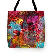 Singing For Freedom - Dancing For Joy Tote Bag
