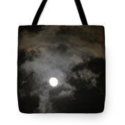 Sinister Skies Tote Bag
