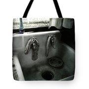 Sinking Petals  Tote Bag