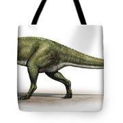 Sinraptor Dongi, A Prehistoric Era Tote Bag
