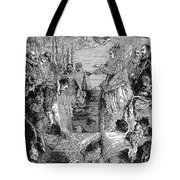 Sir Francis Drake (1540-1596) Tote Bag by Granger