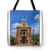 Sir John Bennett Clock Shop Tote Bag