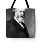 Sir Oliver Joseph Lodge Tote Bag