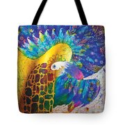 Sirin The Bird Tote Bag
