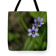 Sisters Of The Purple Plants Tote Bag