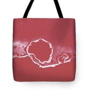 Sisyphus Abstract Tote Bag