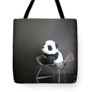 Sitting Meditation. Floyd From Travelling Pandas Series. Tote Bag