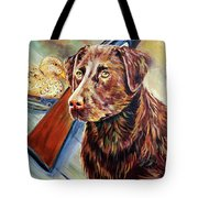 Sitting On Go Tote Bag