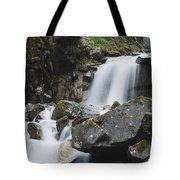 Skagway Waterfall 8619 Tote Bag
