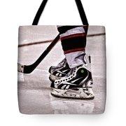 Skate Reflection Tote Bag