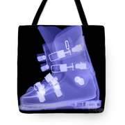 Ski Boot Tote Bag