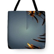 Skimmer Ripple Abstract Tote Bag