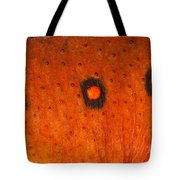 Skin Of Eastern Newt Tote Bag