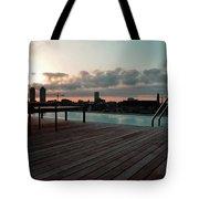 Skinny Dip Spanish Style Tote Bag
