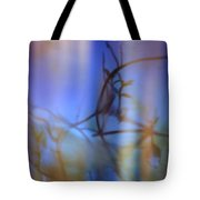 Skky Blue Thyme Tote Bag