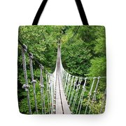 Sky Bridge Tote Bag