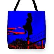 Sky Dancer Tote Bag