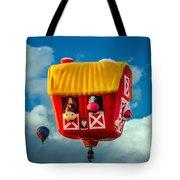 Sky Farming  Tote Bag