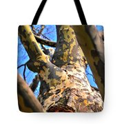 Sky Is The Limit Not Age  Tote Bag
