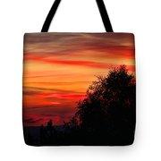 Sky Palette Tote Bag