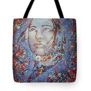 Sky Woman Tote Bag