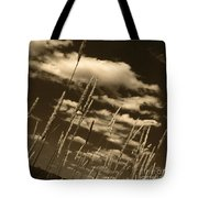 Sky Writer Tote Bag