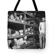 Slave Laborers In A German Tote Bag