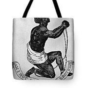 Slavery: Abolition, 1835 Tote Bag