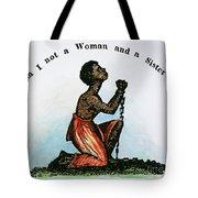 Slavery: Woman, 1832 Tote Bag