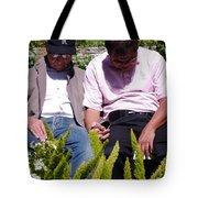 Sleeping Love Tote Bag