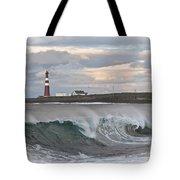 Slettnes Beacon  Tote Bag
