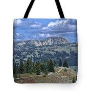 Slocan Valley Tote Bag