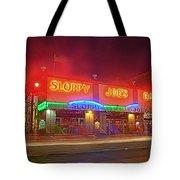 Sloppy Joes Tote Bag