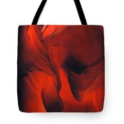Slot Canyon Abstract Tote Bag