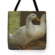 Slow Traffic Keep Right Tote Bag