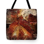 Slowly Dying Tote Bag