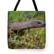 Slowworm Tote Bag