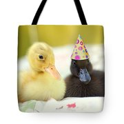 Slumber Party Tote Bag