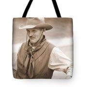 Sly Cowboy Tote Bag
