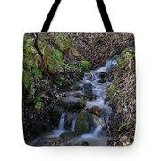Small Creek Tote Bag