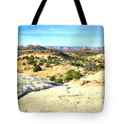 Small Distances Tote Bag