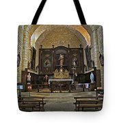 Small French Chapel Tote Bag