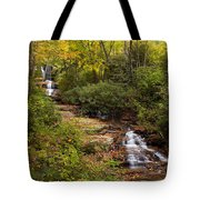 Small Stream Tote Bag