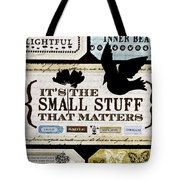 Small Stuff Tote Bag