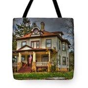 Small Town Patriotism Tote Bag