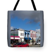 Small Town Usa Tote Bag