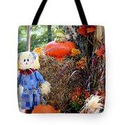 Smile It's Autumn Tote Bag