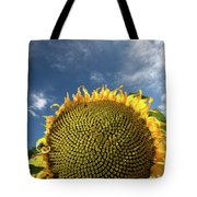 Smiling Face Tote Bag